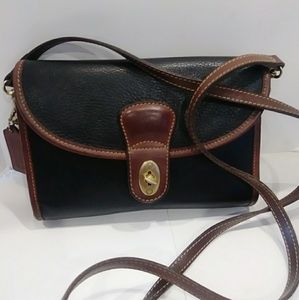 VINTAGE COACH BAG SHERIDAN COLLECTION 80'S